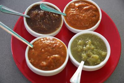 Las Mejores Salsas Mexicanas en Restaurantes Barcelona