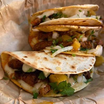 Platos Mexicanos sin Carne en Barcelona
