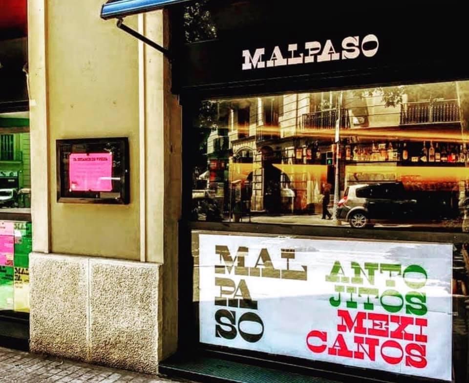 Malpaso Restaurante: Restaurantes Mexicanos en Barcelona