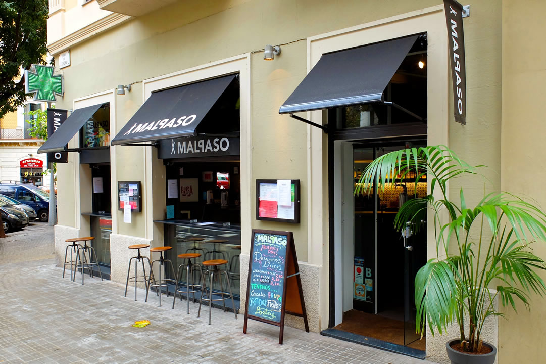 Malpaso Restaurante Barcelona